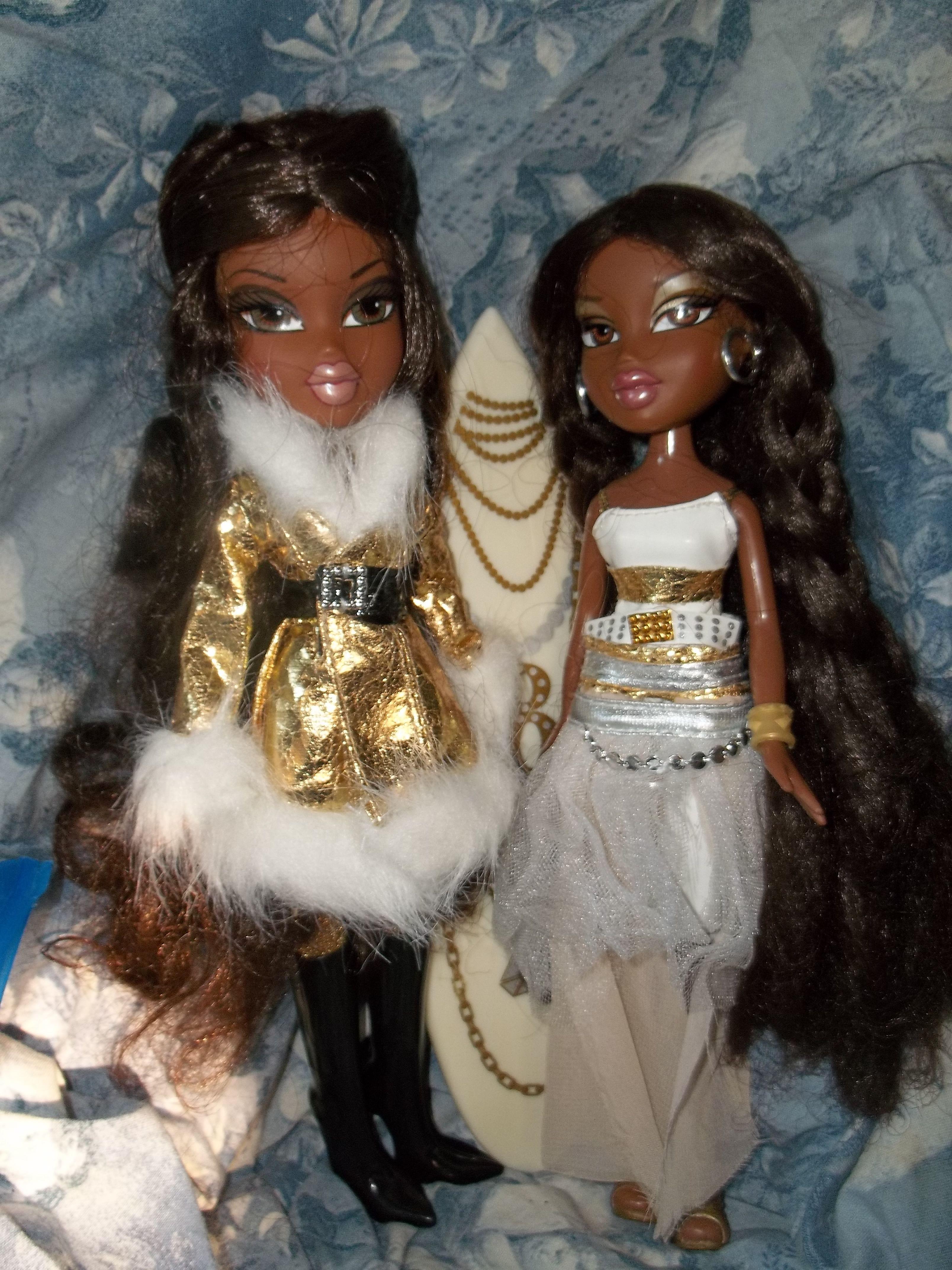 Finally I Have Them Rare Bratz Dolls Winter And Spring Break Sasha Bratz Doll Fantasy Doll Girl Power