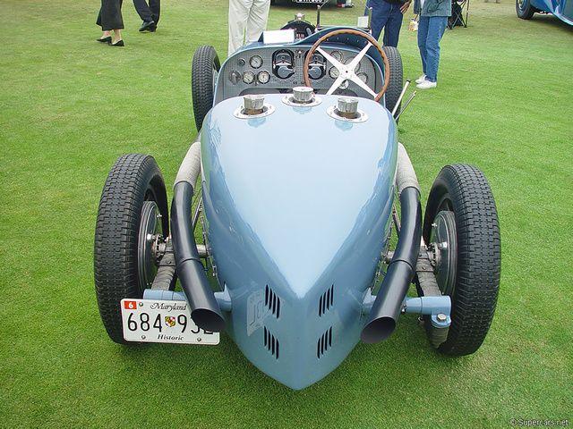 1930 Bugatti Type 45 Bimotore