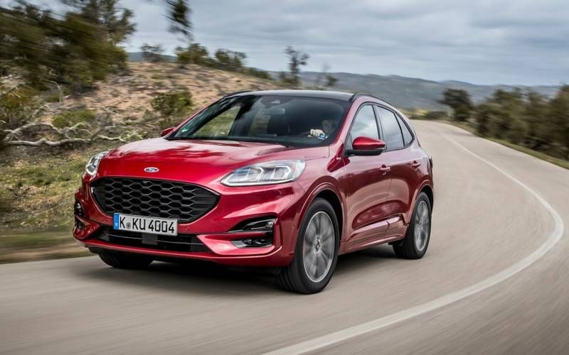 Ford Kuga St Line 2020 In 2020 With Images