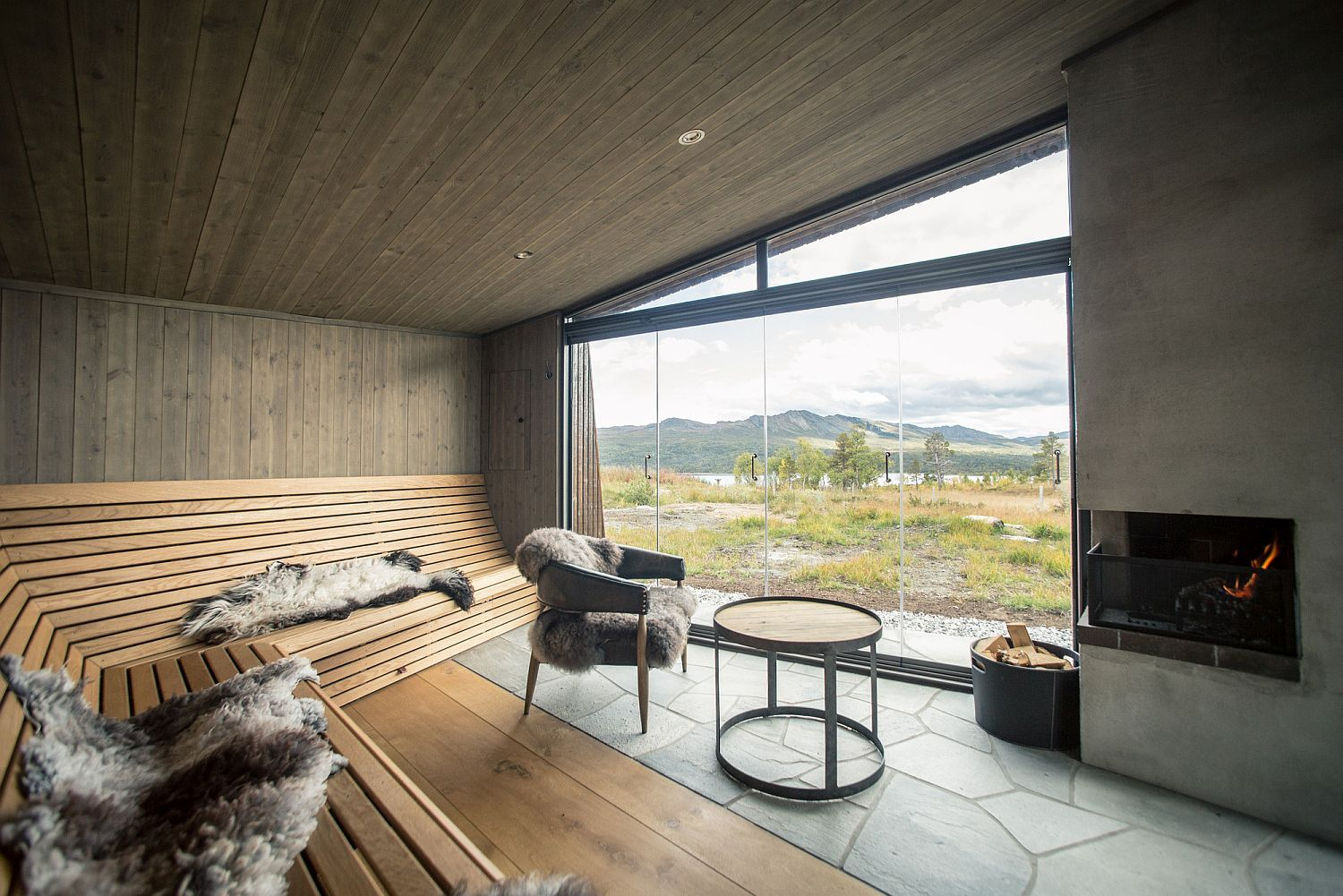 A Natural Escape That Takes You Into The Heartland Of Rugged Norwegian Landscape At Its Astounding