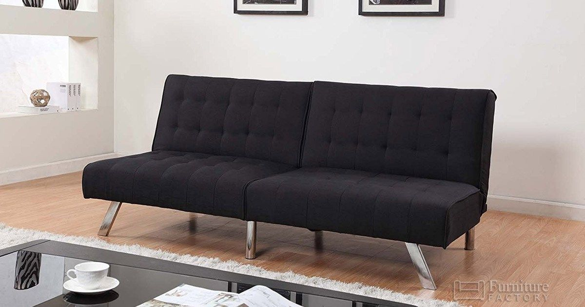 9 Cheap Futons For Under 100