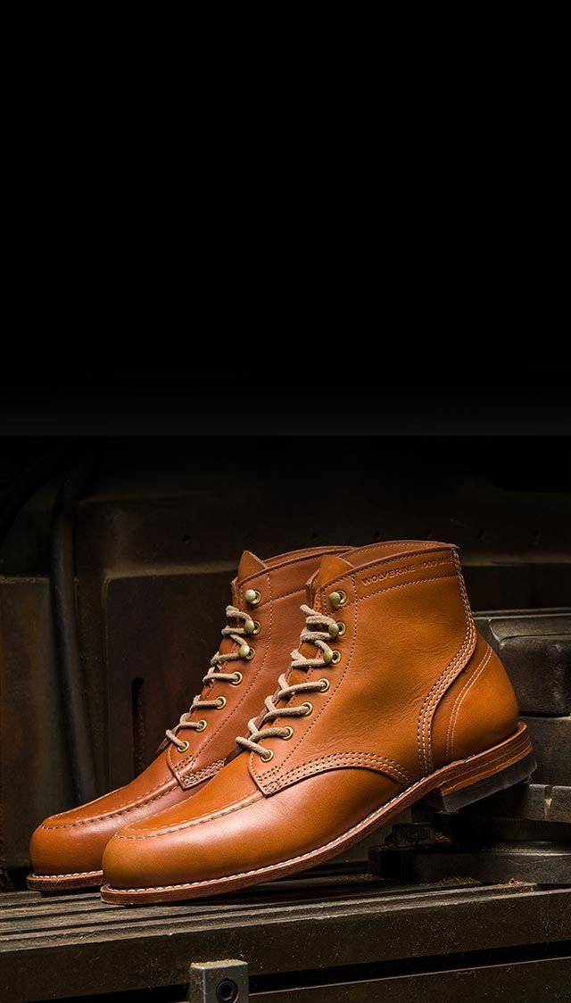 Men - 1000 Mile 1940 Boot - 1000 Mile | Wolverine