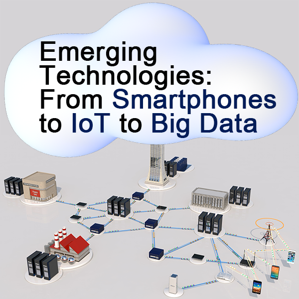 Become An Expert With Emerging Technologies From Smartphones To Iot To Big Data Specialization Offered By Y Emerging Technology Big Data Big Data Technologies