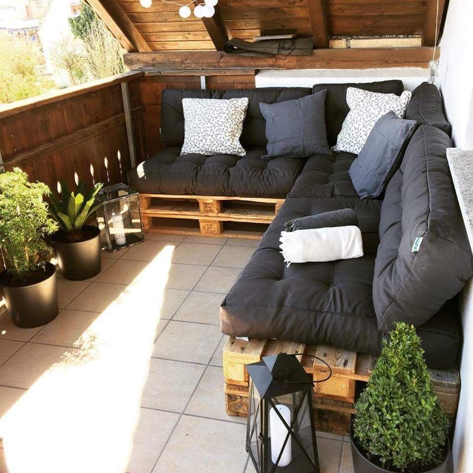 Outdoor decor #terraceapartments