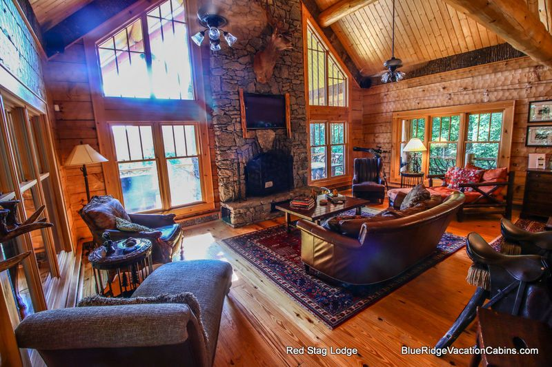 Red Stag Lodge Eagles Nest Luxury Vacation Rentals Banner Elk Nc Nc Cabin Rentals Boone Nc Cabin Rentals Blowing Rock Cabin Rentals