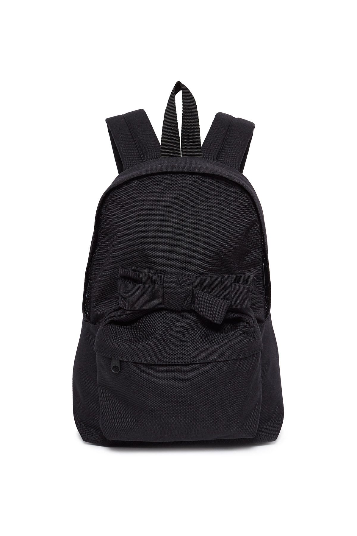 e4ace0938ad Comme Des Garçons GIRL, Canvas Box Mini Backpack CDG GIRL's canvas backpack  comes in a