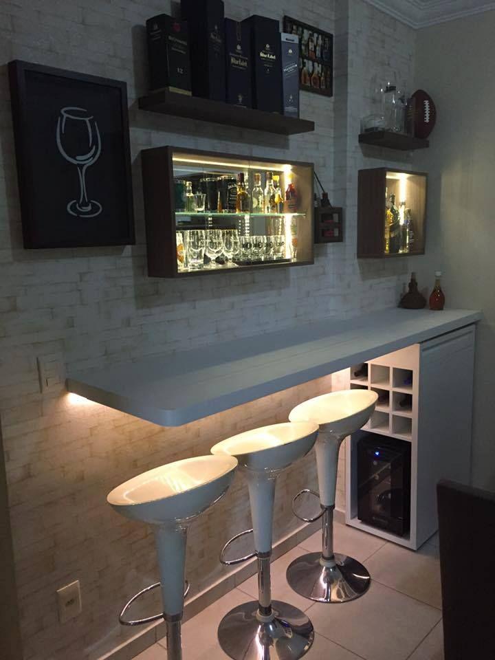 Pinterest Claudiagabg Bar Sala Cafeteria Em Casa Estilos De Bar