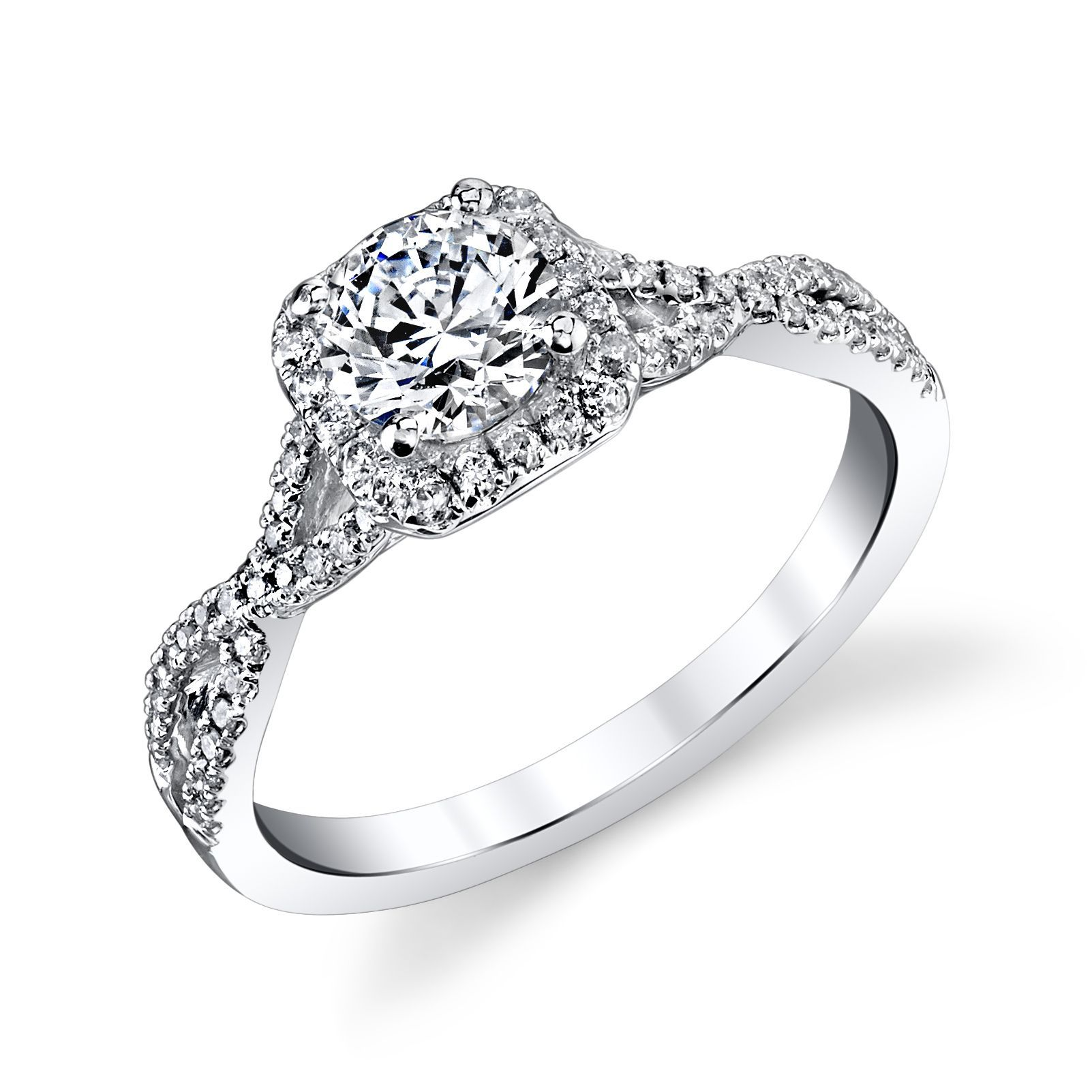 love rough stock diamond engagement white rings of knot ring infinity with awesome gold