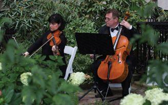 Heirloom Wedding Studio - Photography: Joey Skibel. One Sutton Place, NY: Wedding Music