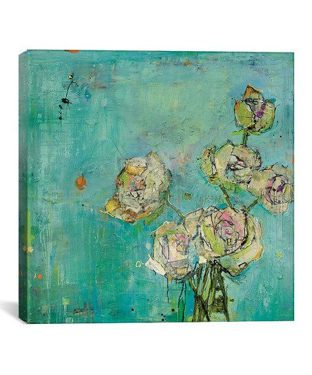 Effulgence by Kellie Day Wrapped Canvas | zulily