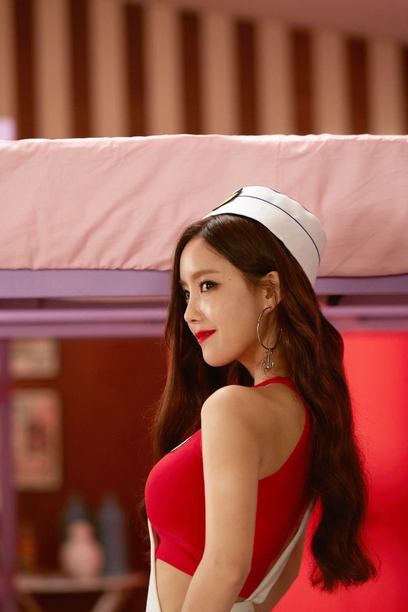 T-ARA 'So Crazy' Teaser Image - Hyomin