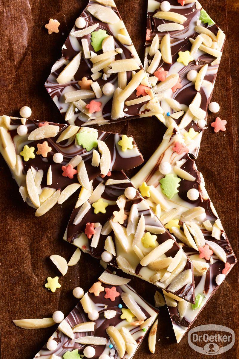 Chocolate Bark | Rezept | essen und trinken | Pinterest ...