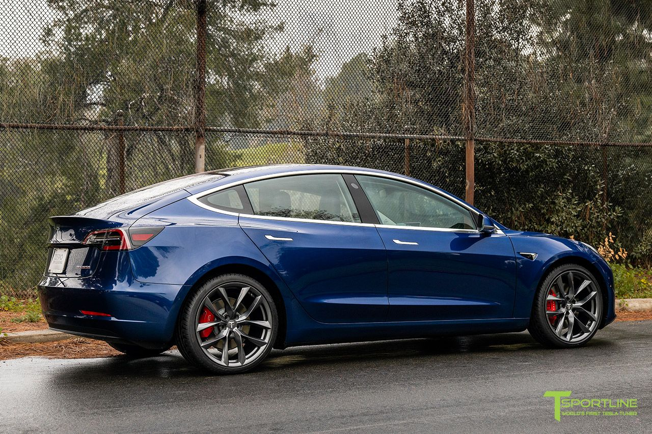 Tesla Model 3 19 Forged Wheels Performance Wheels Model