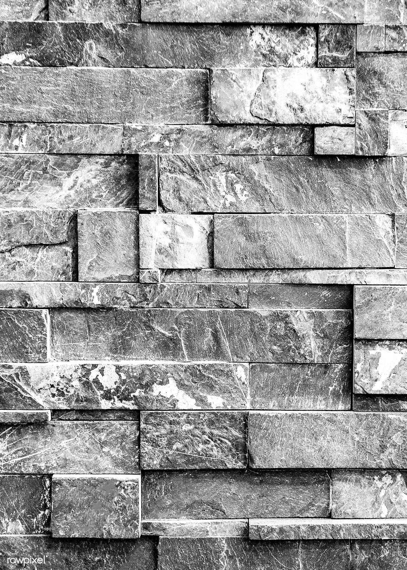 Gray slate wall textured backdrop free image by rawpixel