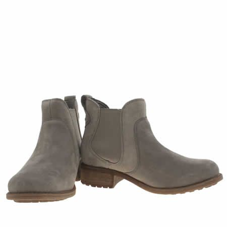 ugg chelsea boots grau