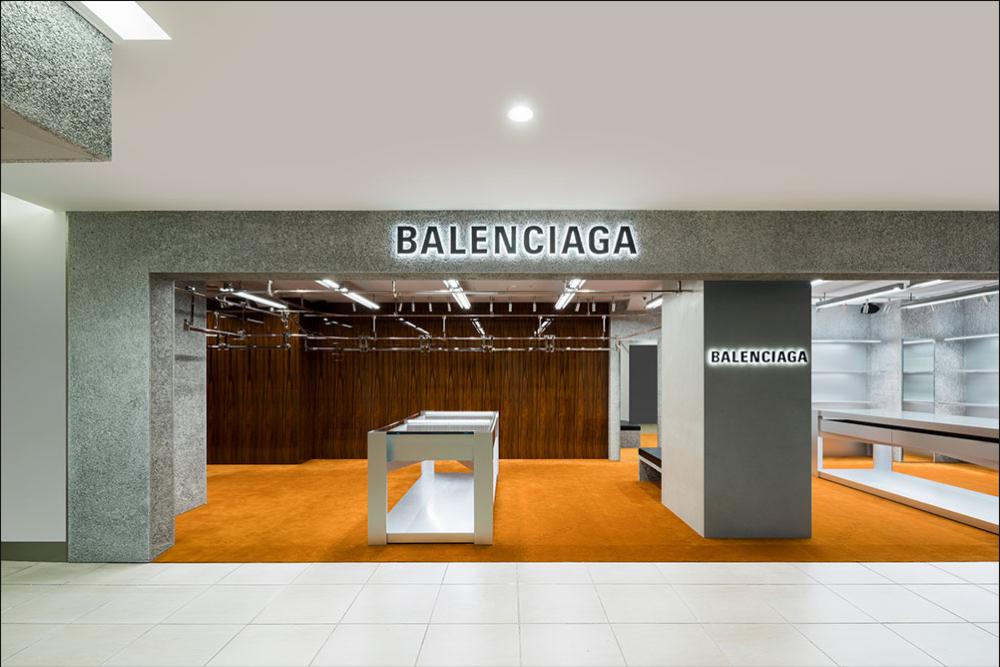 great deals 2017 performance sportswear best cheap Tokyo: Balenciaga shop-in-shop opening – superfuture ...