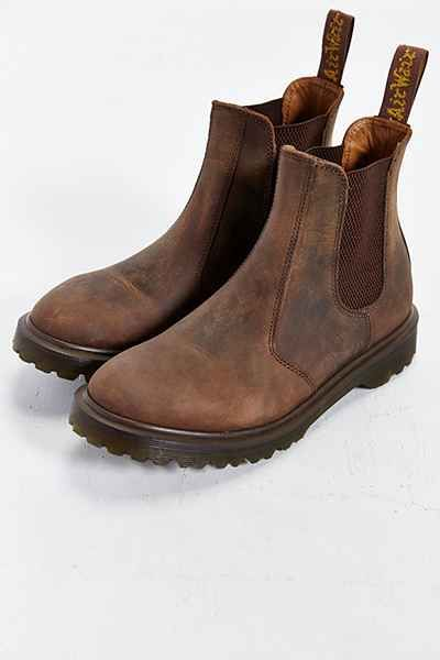 doc martens 2976 milled Chelsea boot