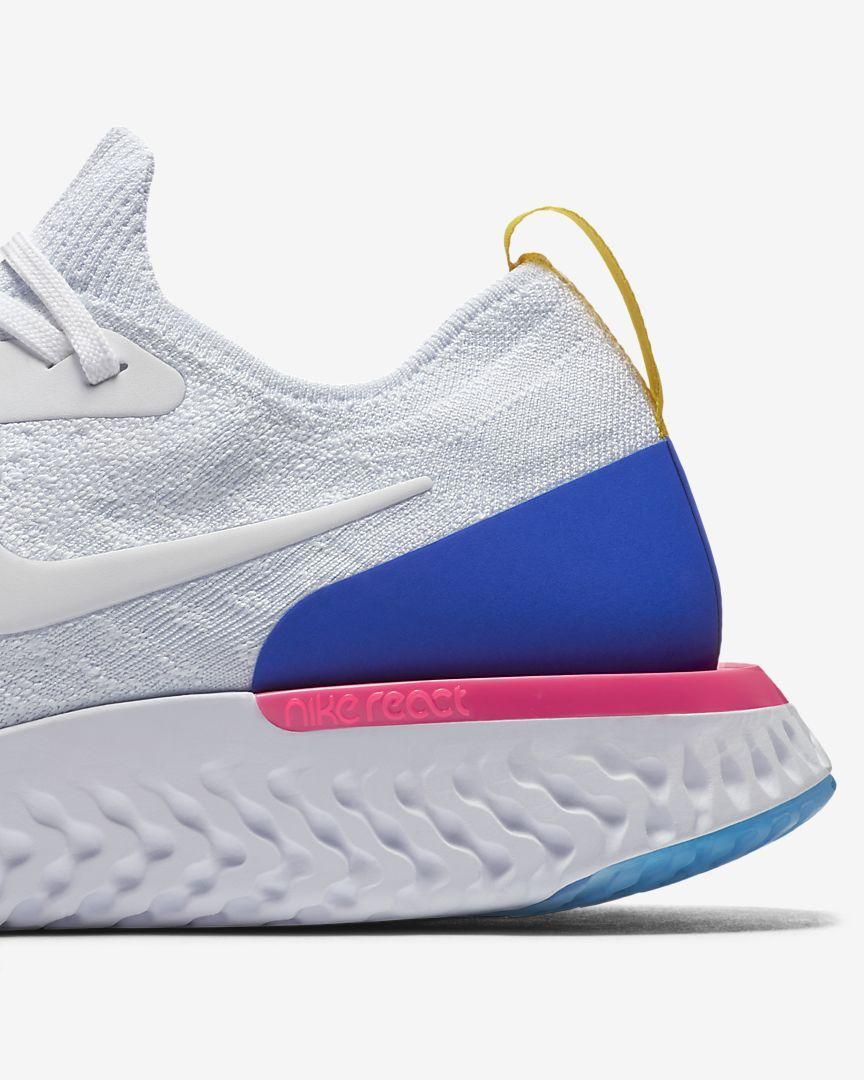 Download Nike Epic React Flyknit Men S Running Shoe Running Shoes For Men Running Shoes Shoes