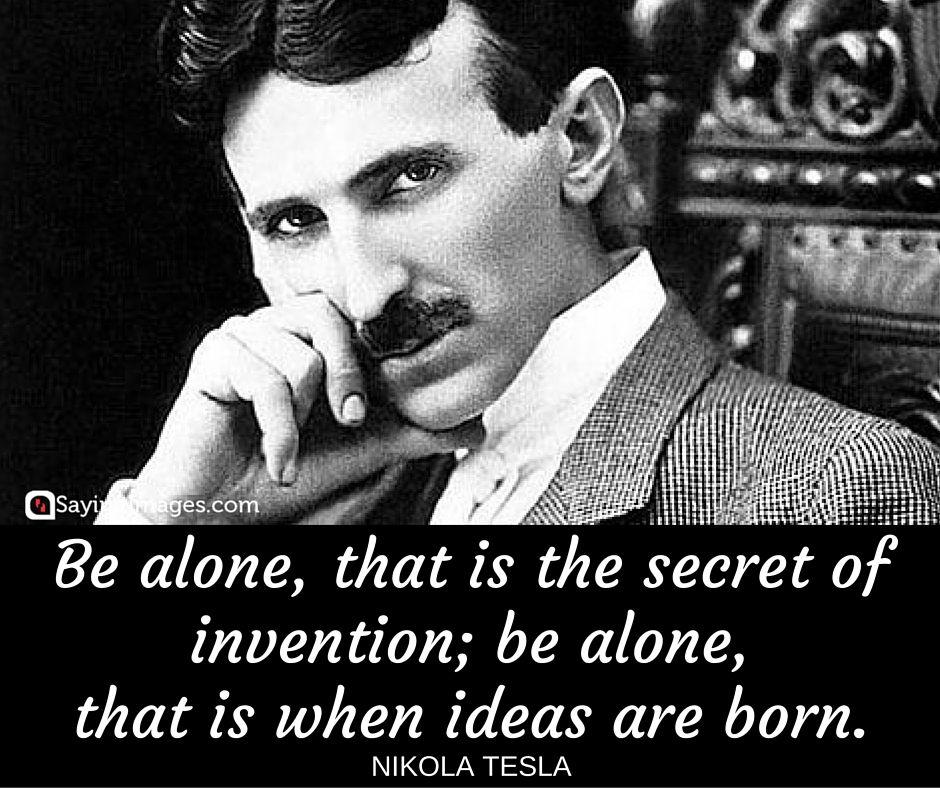 30 Greatest Nikola Tesla Quotes Nikola tesla quotes
