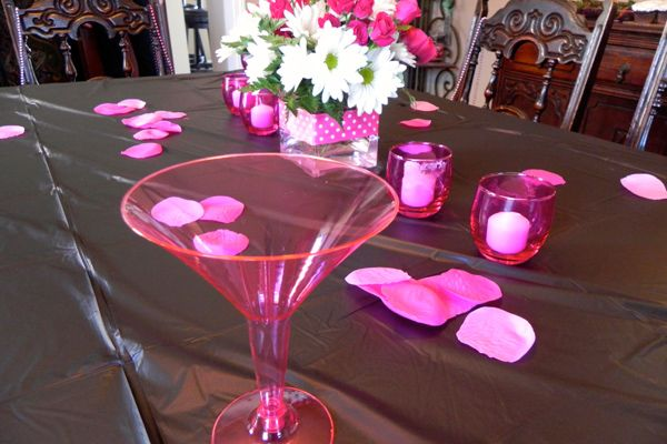 an adorable bridal shower on a budget
