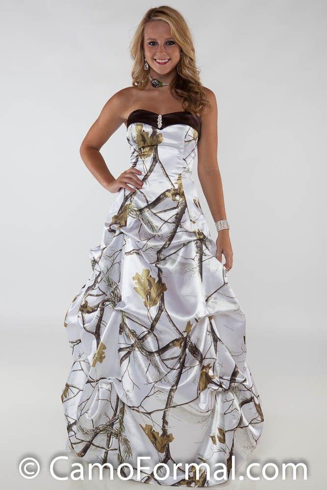1469cdc7dea Camouflage Wedding Dresses