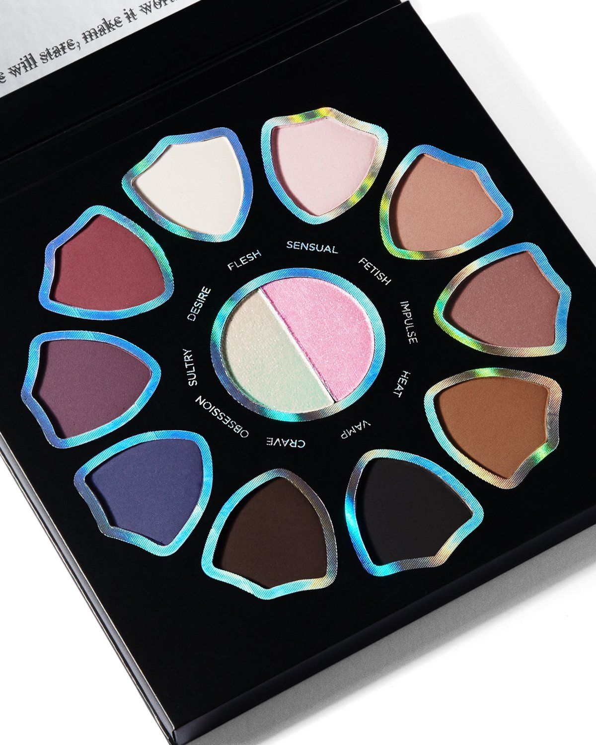 Provocative Eyes Eyes, Eyeshadow palette, Makeup palette