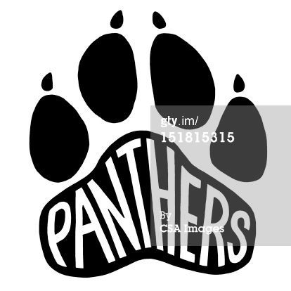 Panther Paws Cross Stitch Patterns Paw Print Crochet