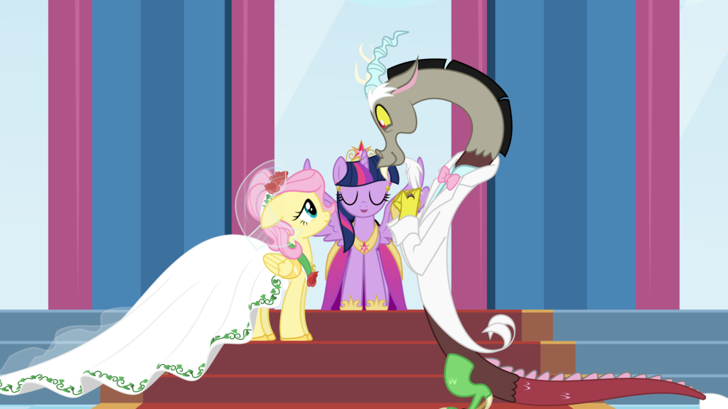 Bride of Discord Discord's House