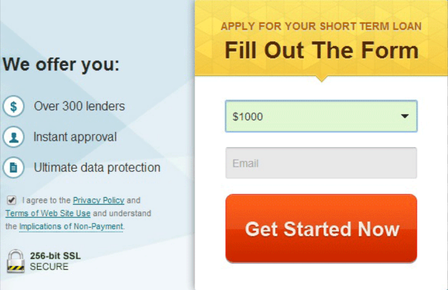 Official website for payday loans image 7