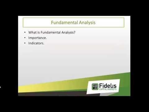 Fundamental data for forex markrt
