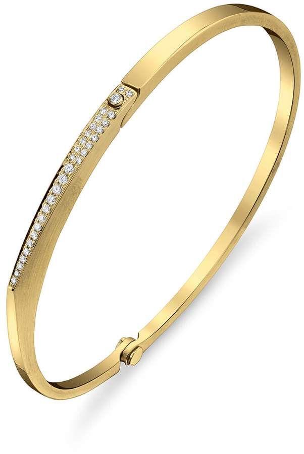 Borgioni Skinny Baguette Handcuff in Rose Gold pw34NV