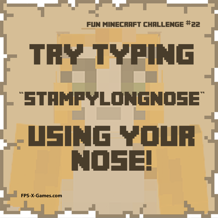 etqmpylongnowe wow that is harder than you think you can t see