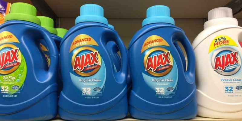 Ajax Final Touch Laundry Care Products Just 0 77 At Shoprite Laundry Care Shoprite Liquid Laundry Detergent