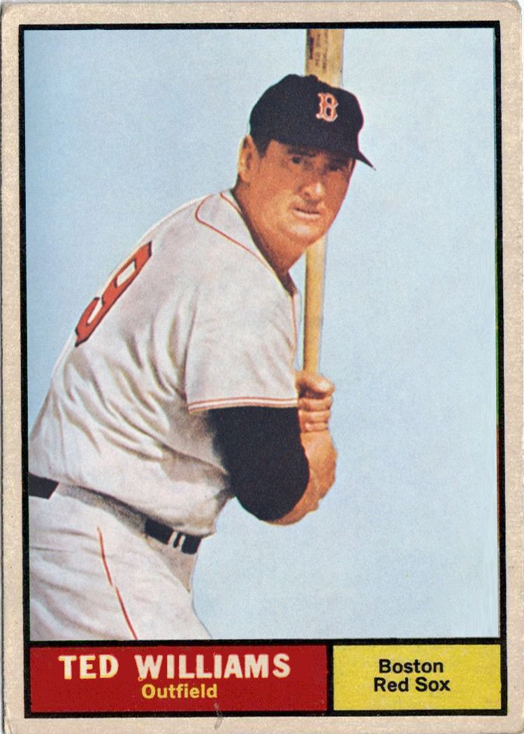 Uncle Docs Card Closet Topps Cards That Never Were 1961