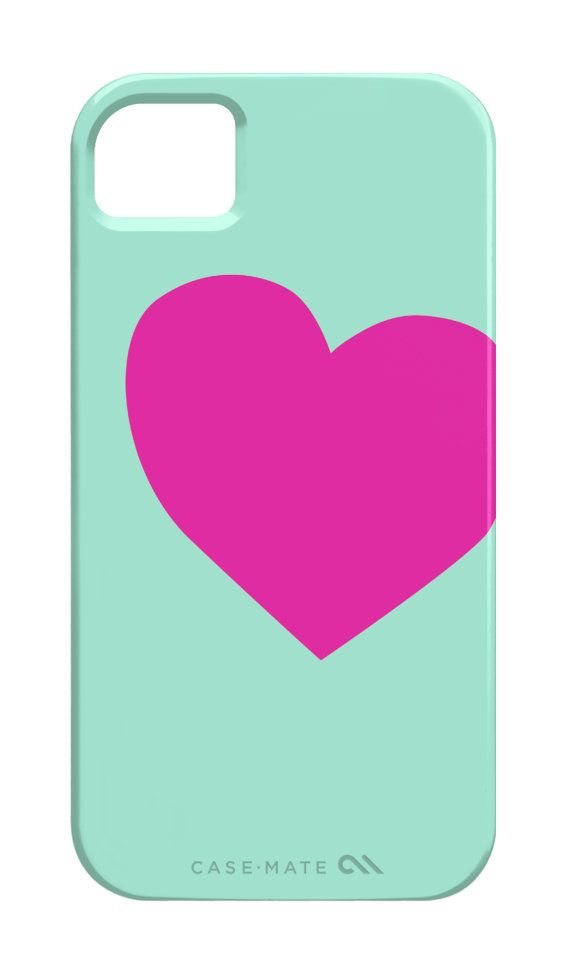 iPhone case - Heart You by shopampersand on Etsy