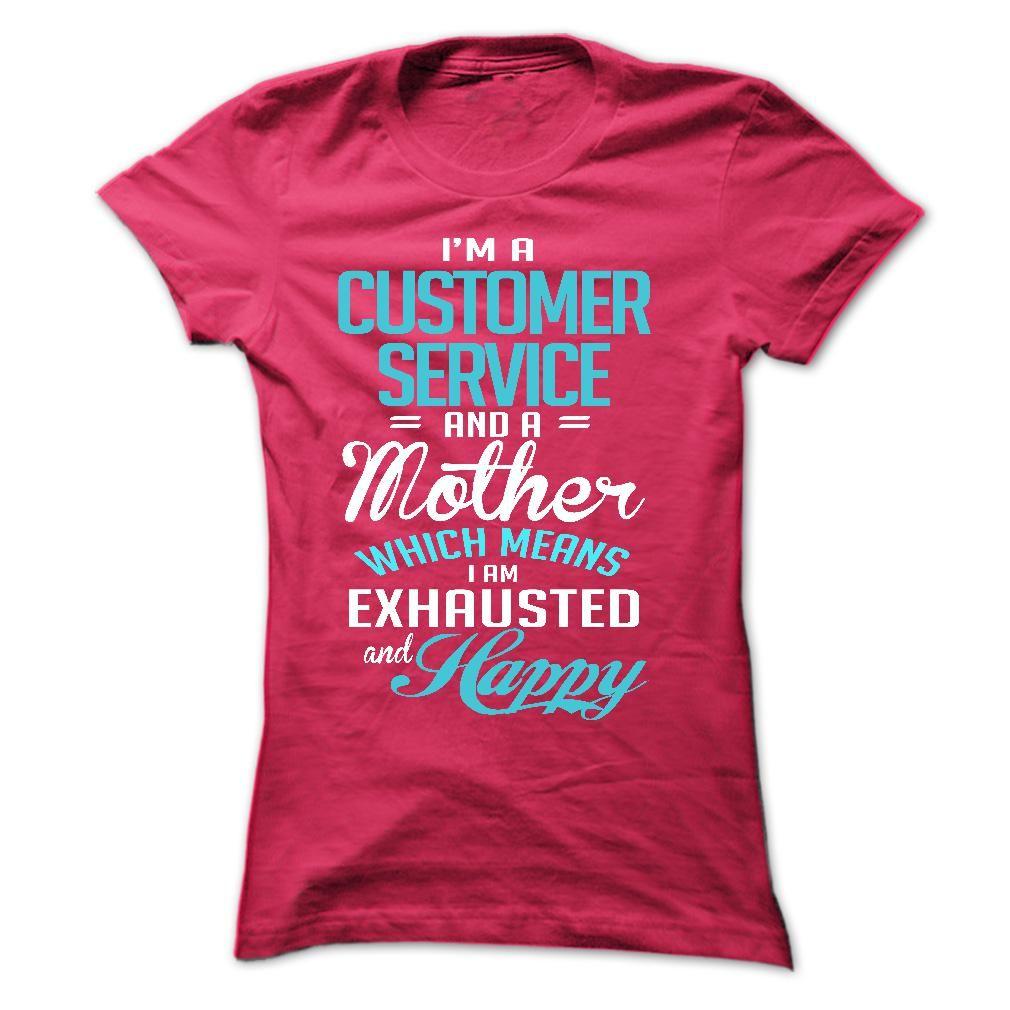 customer service job description%0A I am a CUSTOMER SERVICE and a mother T Shirt  Hoodie  Sweatshirt
