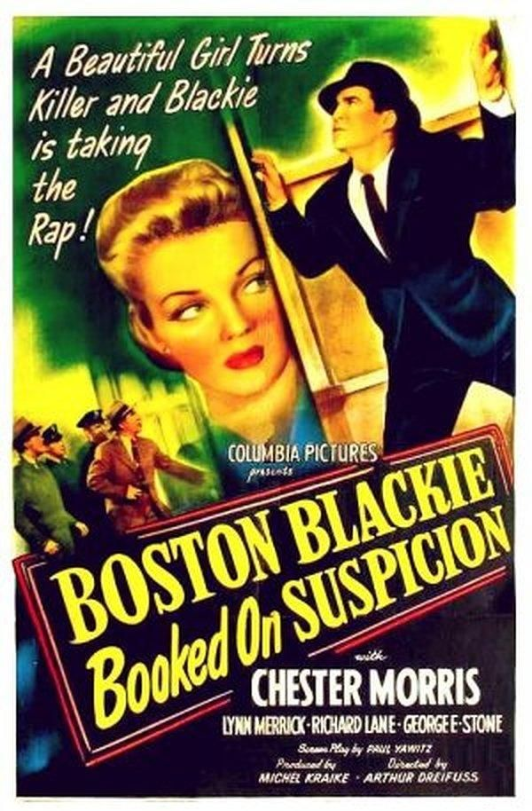 Watch Boston Blackie Booked on Suspicion Full-Movie Streaming