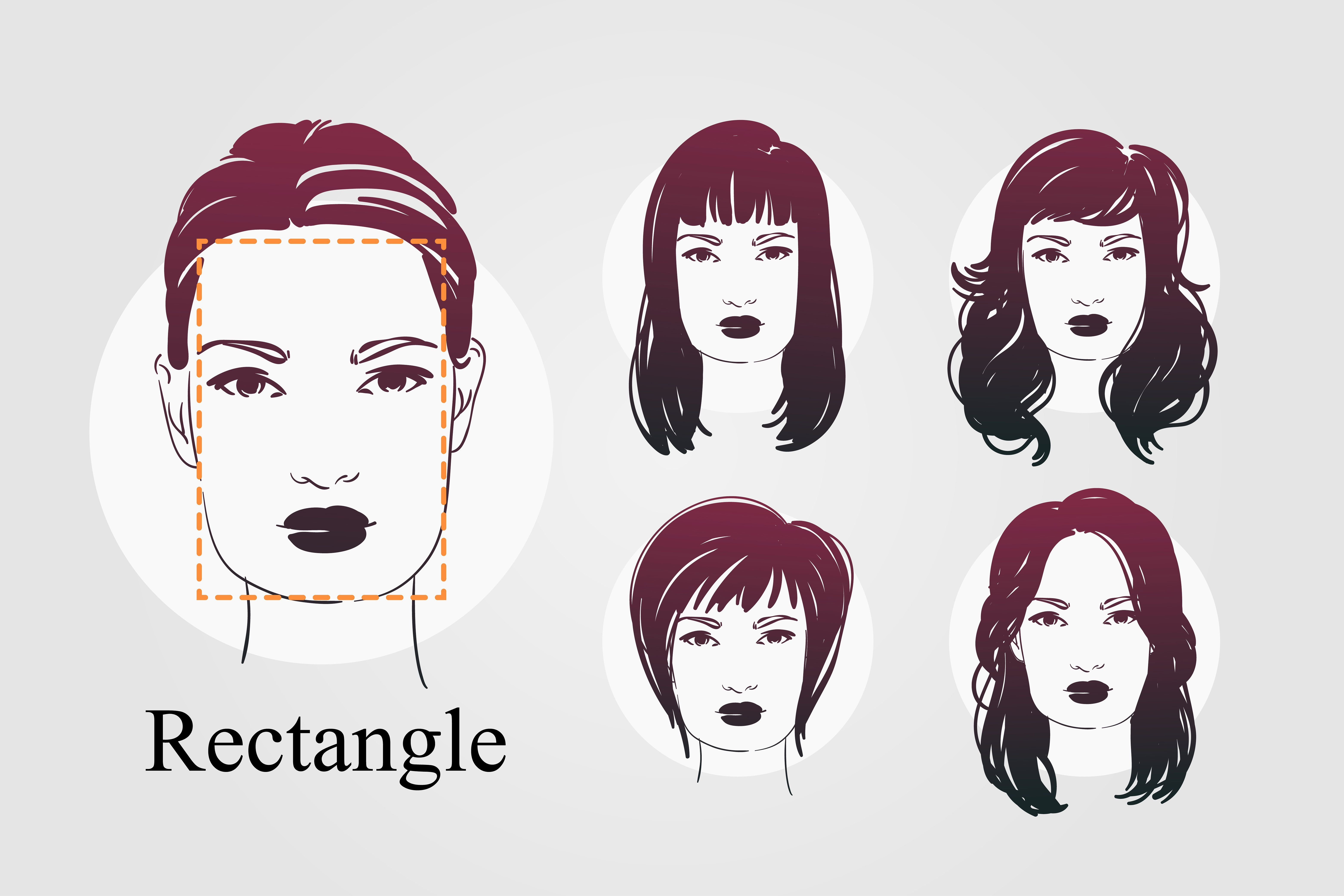 48+ Short hairstyles for rectangular faces inspirations