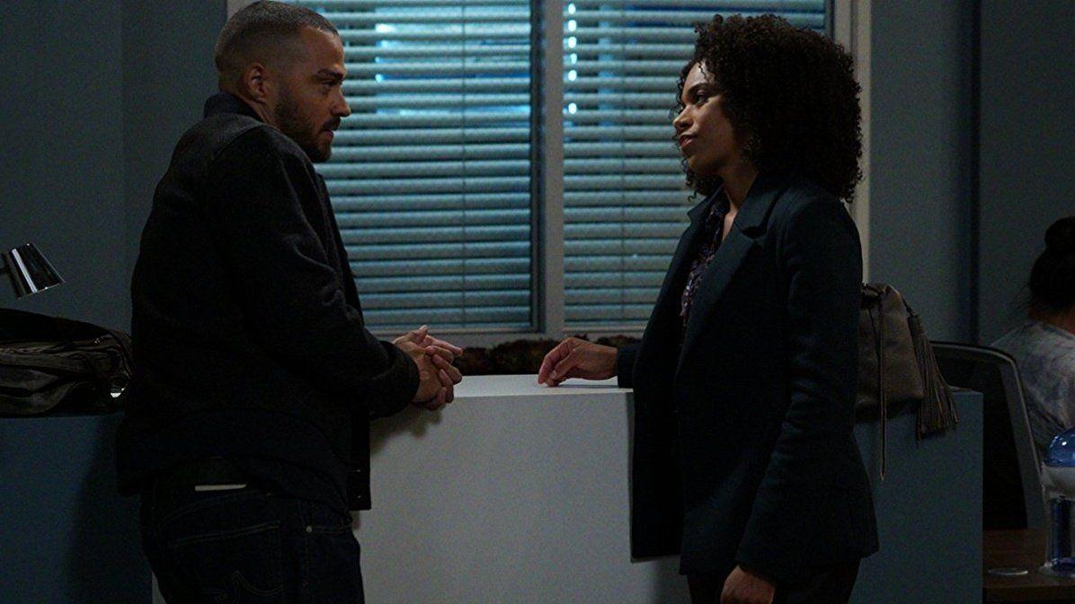 Grey\'s Anatomy - Season 14 Episode 9 : 1-800-799-7233   Tv Series ...