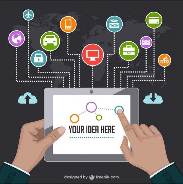 Infographics Social Media MarketingInternet