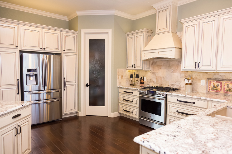 Kitchen Designers San Antonio Stunning White Springs Granite  Countertops  Kitchen  San Antonio Texas Decorating Inspiration