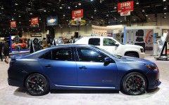 2016 Chevrolet Malibu Auto Show