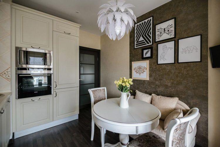 Egyszobás lakás igényes lakberendezése - ötletek zónák ...