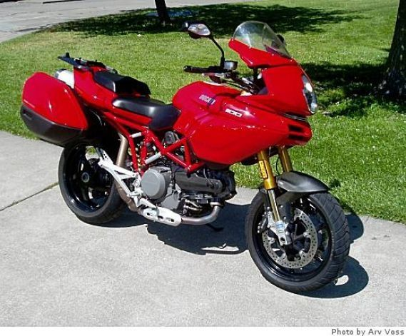 DUCATI Multistrada 1000 DS CUSTOM- Motopola | Ducati