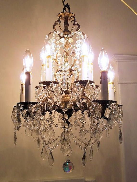 Pin By Sheri S Crystal Designs On Chandeliers Throughout The Home