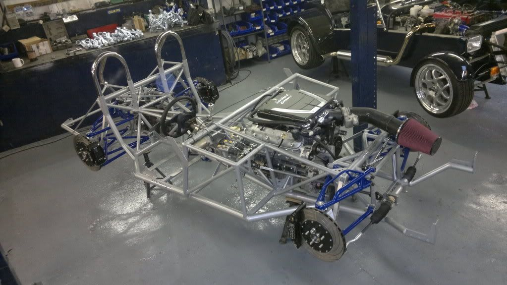 New Cobra Spaceframe Chassis Page 1 Kit Cars