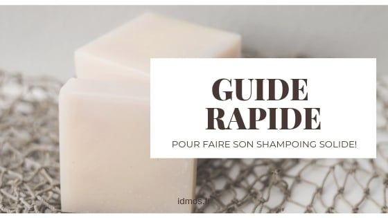 Guide Rapide Pour Faire Son Shampoing Solide Faire Son Shampoing