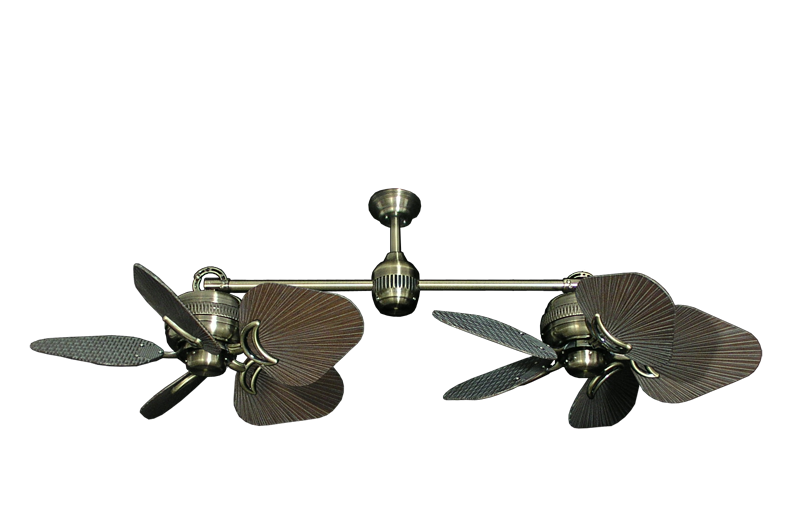Double Headed Ceiling Fan Double Head Ceiling Fans With Images