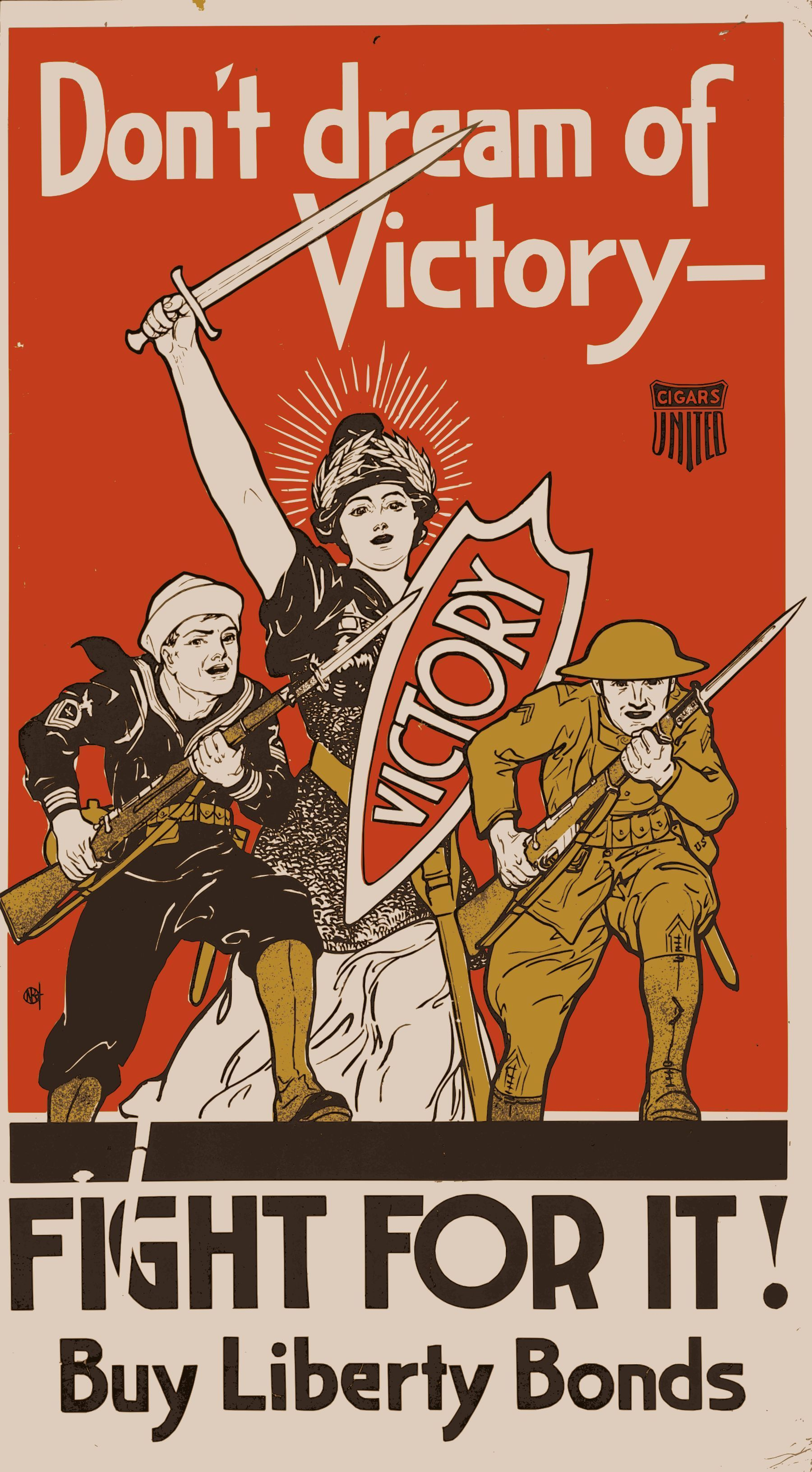 Pin On Ww 1 Posters