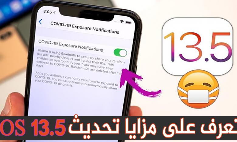 تحديث Ios 13 5 تعرف على الميزات الجديدة التي تضمنها التحديث Phone Phone Cases Case
